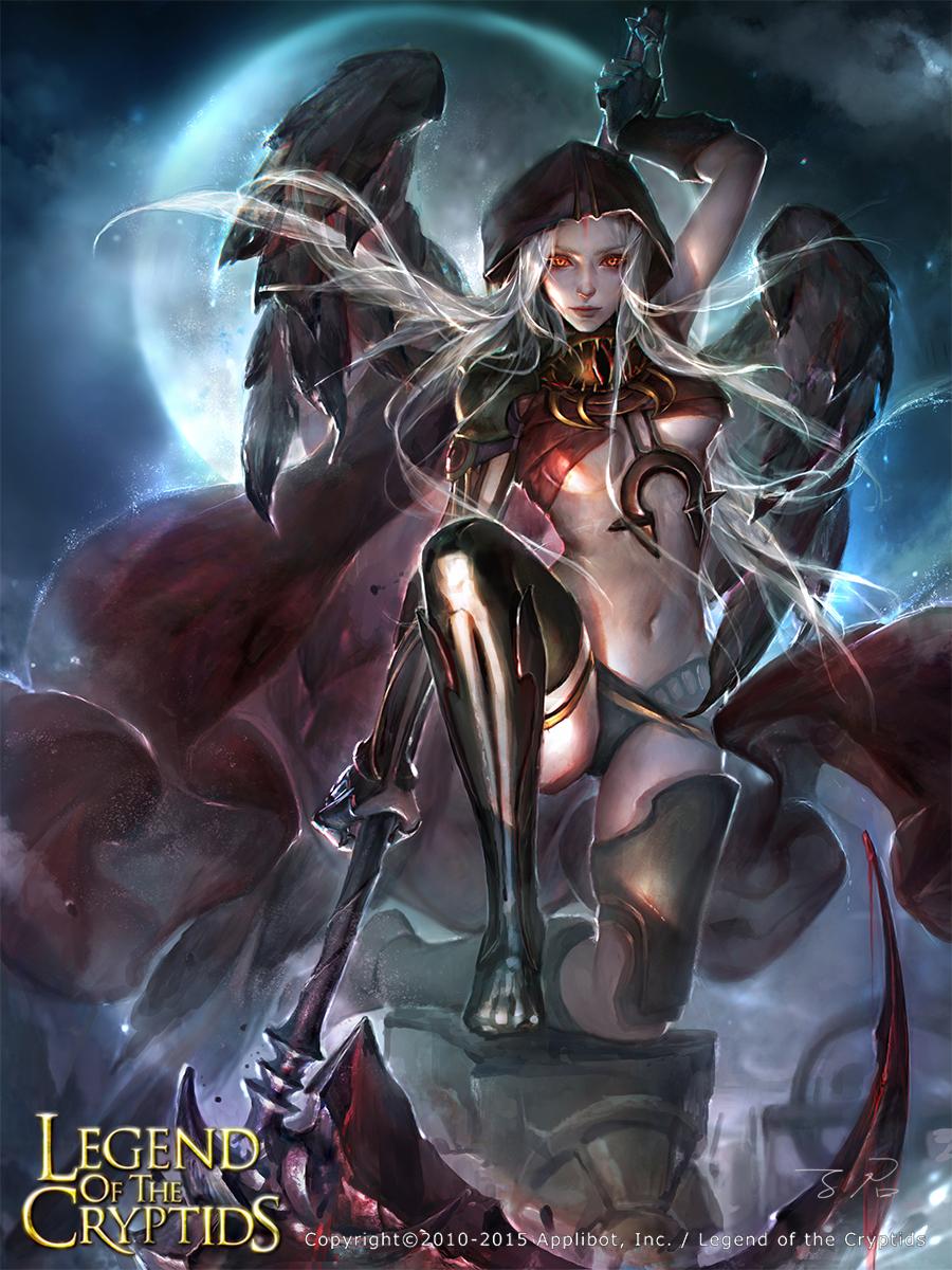 Angel of Death Adv by Zinnadu.