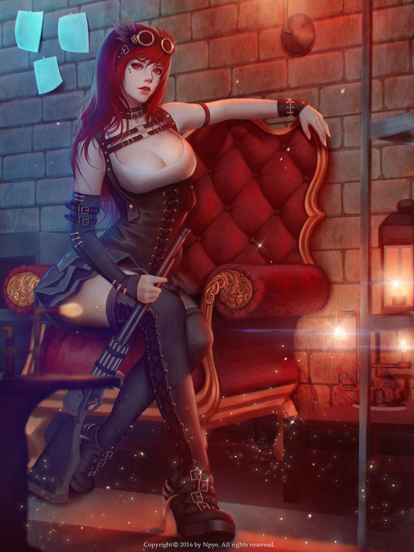 Steampunk by pye13