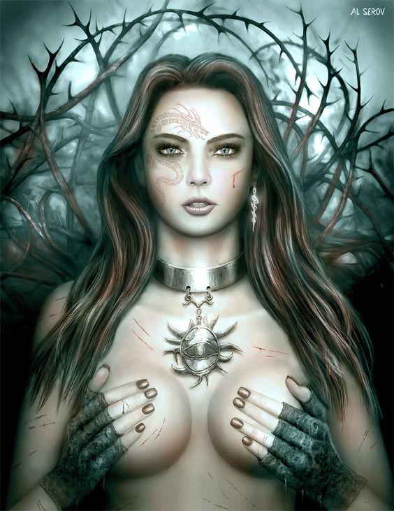Enchantment by Al Serov