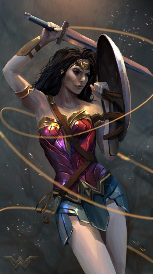 (17013) Wonder Women by Sarayu Ruangvesh