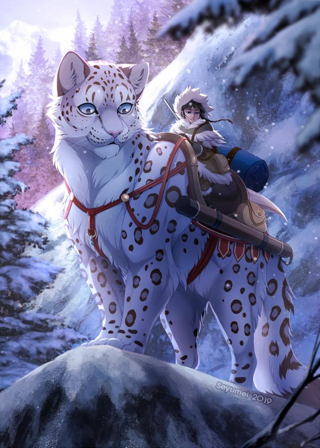 Art by Seyumei