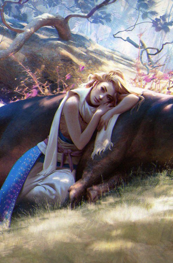 Sleeping Boar by Jana Schirmer
