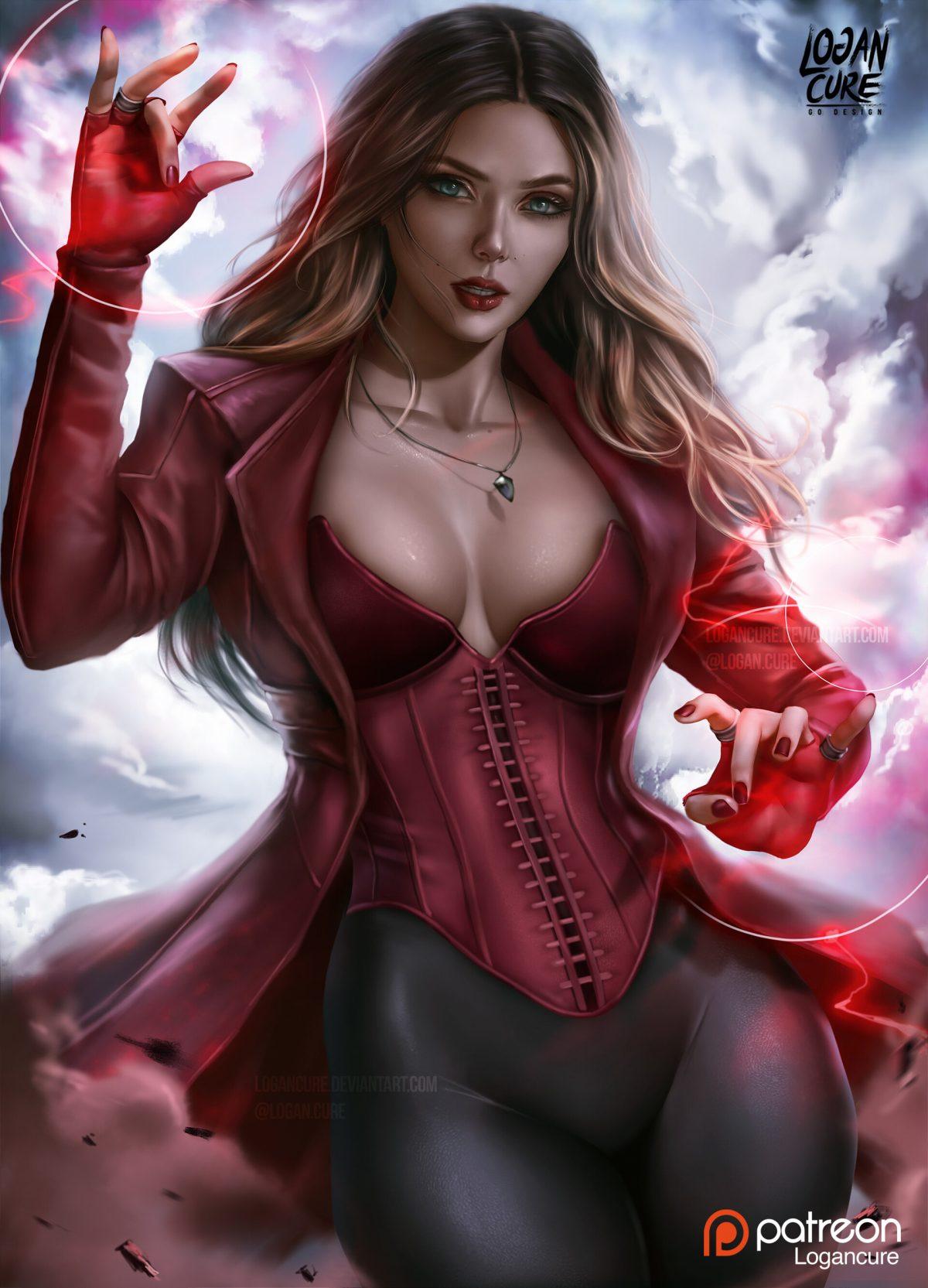 #Scarlet by #Logan Cure