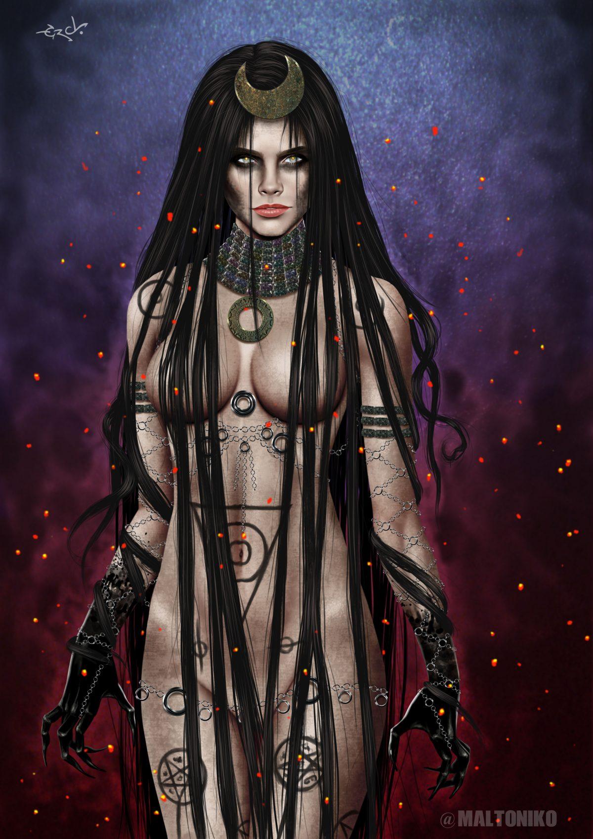Enchantress by #Maltoniko
